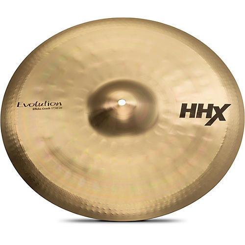 Sabian HHX Evolution Series Effeks Crash Cymbal  17 Inches