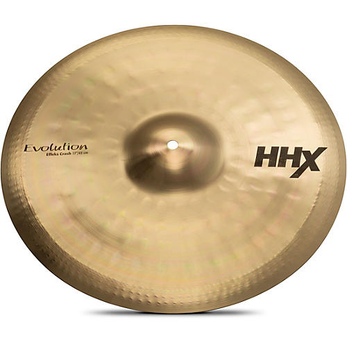 Sabian HHX Evolution Series Effeks Crash Cymbal-thumbnail