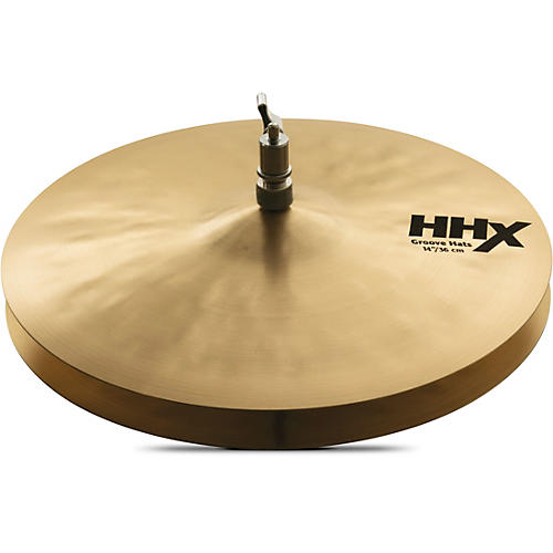 Sabian HHX Groove Hi-Hat Cymbals  14