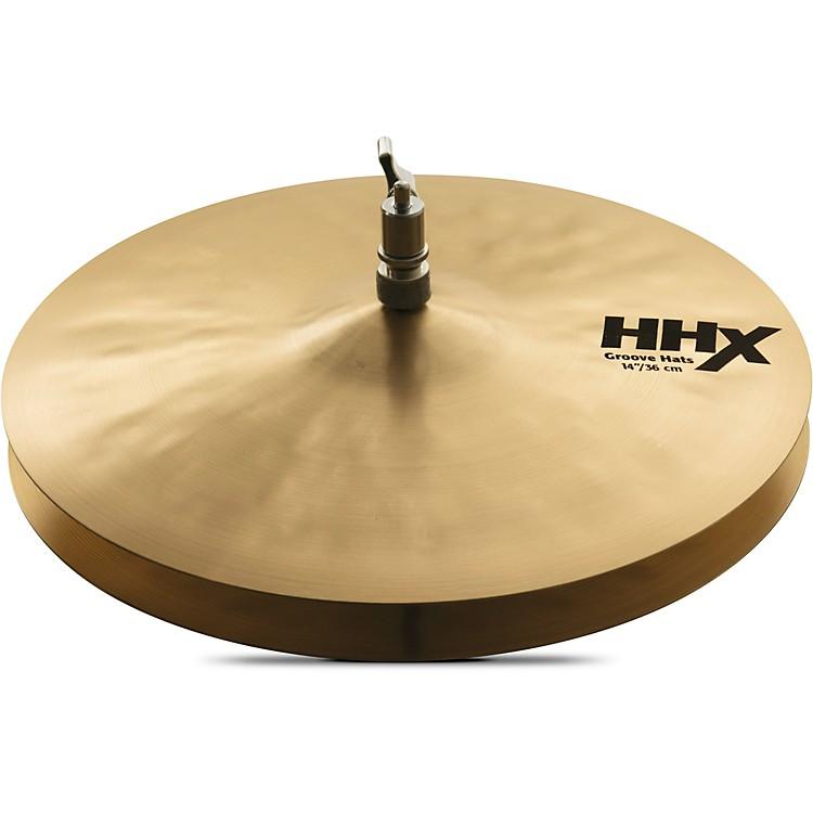 SabianHHX Groove Hi-Hat Cymbals14