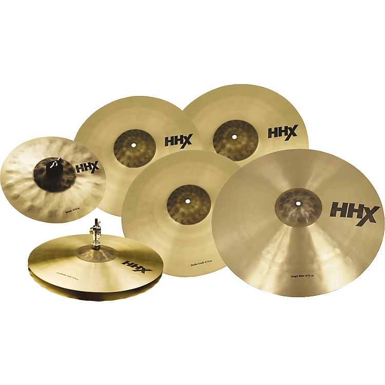 Sabian HHX MF Super Cymbal Set