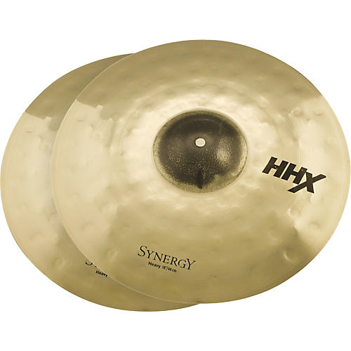 Sabian HHX Synergy Series Heavy Orchestral Cymbal Pair 21 in. Pair-thumbnail