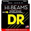 DR Strings HI BEAMS Short Scale 4 String Bass Medium (45-105)