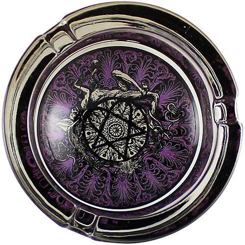 C&D Visionary HIM Glass Ashtray