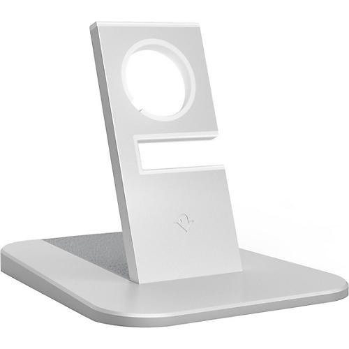 Twelve South HIRISE FOR APPLE WATCH SILVER CHARGING STAND