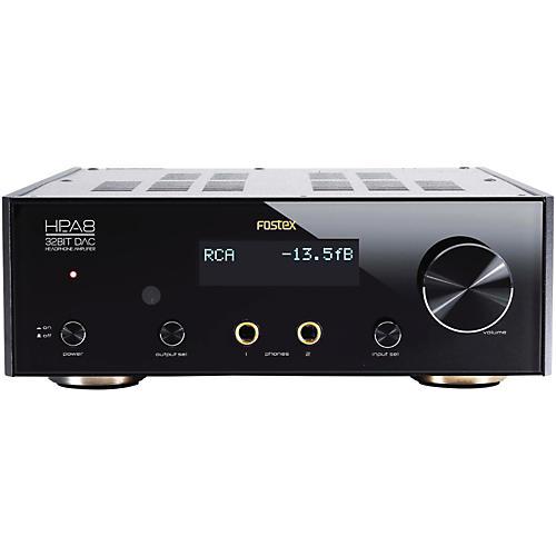 Fostex HP-A8C Headphone amplifier