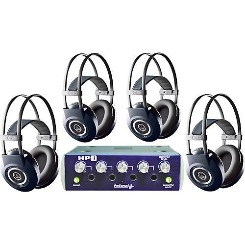 AKG HP4/K99 Headphone Four Pack