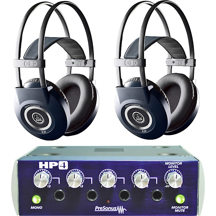 AKG HP4/K99 Headphone Two Pack