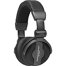 American Audio HP550 Professional Studio Headphones Black