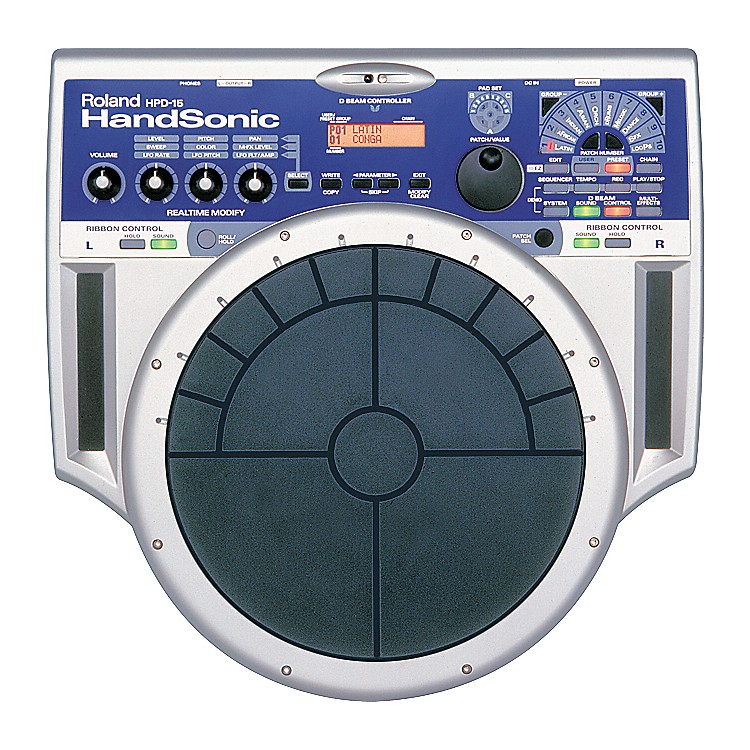 RolandHPD-15 HandSonic Percussion Controller