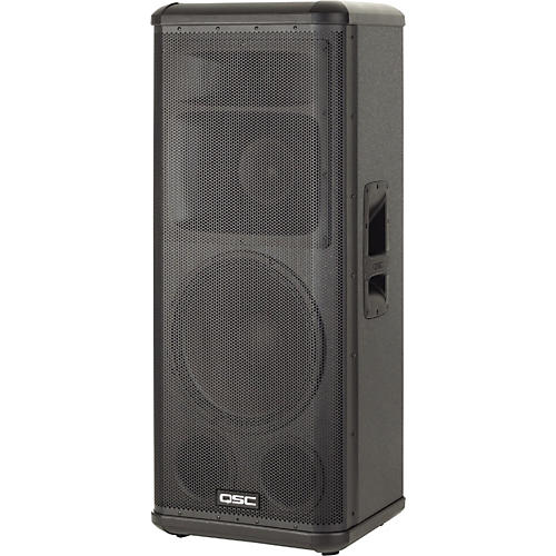 qsc hpr153f 15 3 way powered speaker musician 39 s friend. Black Bedroom Furniture Sets. Home Design Ideas