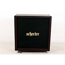 Schecter Guitar Research HR412-SUBSTE D. Charge Sub 4x12 Straight Guitar Speaker Cabinet Level 3 Black 888365983349