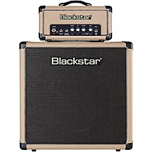 Blackstar HT-1R Mini Stack 1W Tube Guitar Head with HT-112 1x12 Speaker Cabinet
