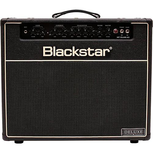 Blackstar HT Club 40 Deluxe 40W 1x12 Tube Guitar Combo Amp