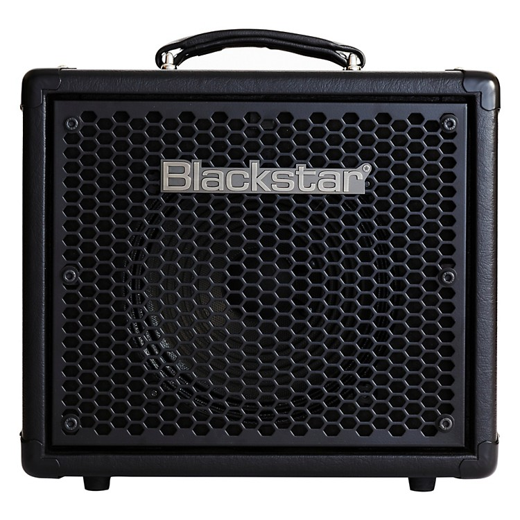 Blackstar HT Metal Series HT1MC 1W 1x8 Tube Guitar Combo w/Reverb Black