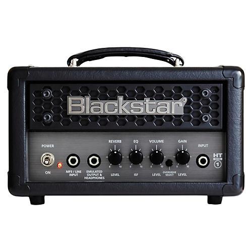 Blackstar HT Metal Series HT1MH 1W Tube Guitar Head w/Reverb Black