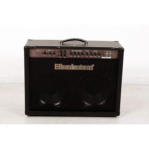 blackstar ht metal series htmetal60c 60w 2x12 tube guitar combo w reverb black 888365842462. Black Bedroom Furniture Sets. Home Design Ideas