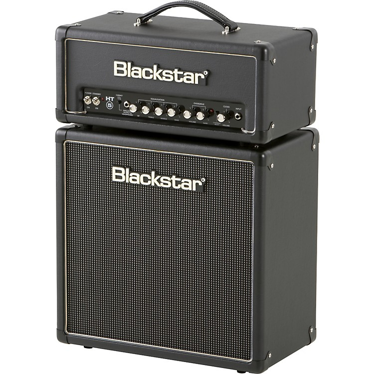 BlackstarHT Series HT-5H and HT-110 Guitar Mini Half Stack