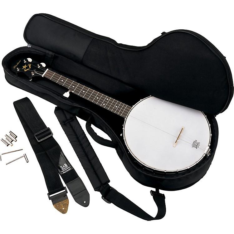 HohnerHTB 5-String Short Scale Travel Banjo