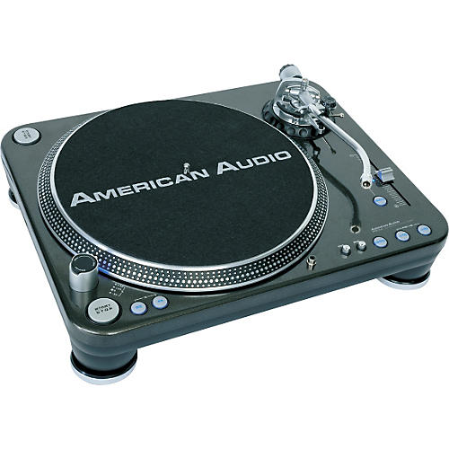 American Audio HTD4.5 Direct-Drive Turntable