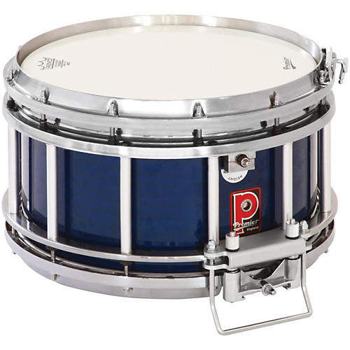 Premier HTS 400 Snare Drum 14 x 7 in. Ebony Black Lacquer