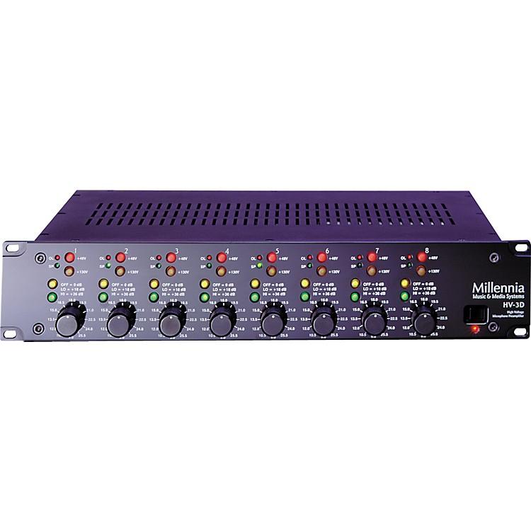 MillenniaHV-3D-8 8-Channel Microphone Preamplifier