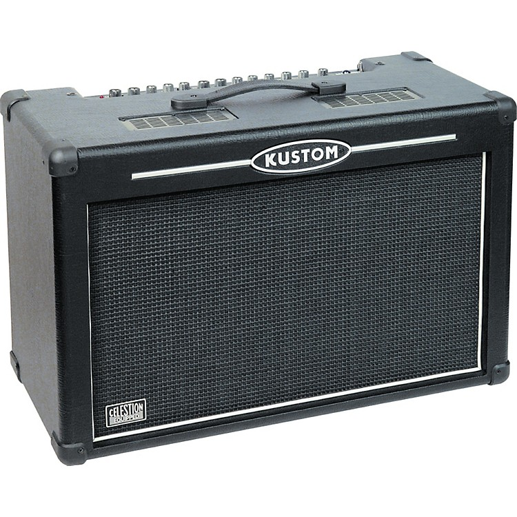 Kustom HV100 High Voltage Series Guitar Combo Amp