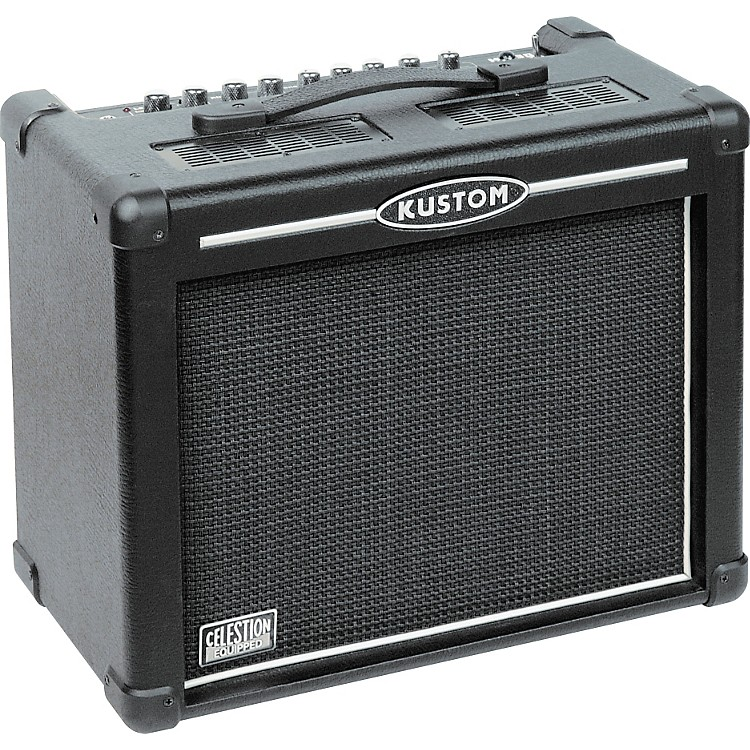 Kustom HV30 High Voltage Series 30W 1x12 Guitar Combo Amp