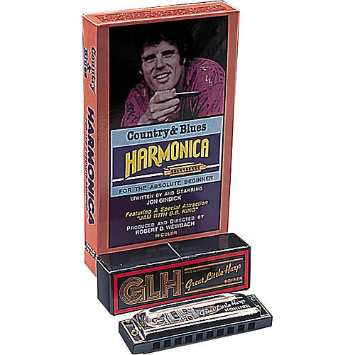 Hohner HVC-1 Harmonica Instruction Package-thumbnail