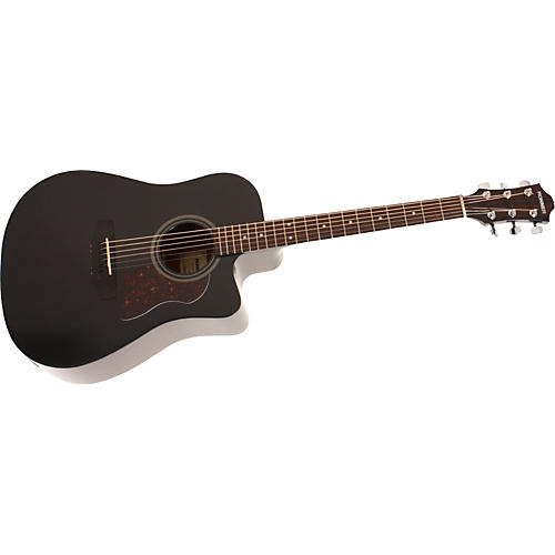 hohner hw300ce cutaway dreadnought acoustic electric guitar musician 39 s friend. Black Bedroom Furniture Sets. Home Design Ideas
