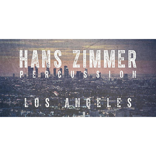 Spitfire hz02 hans zimmer percussion los angeles for Hans zimmer house