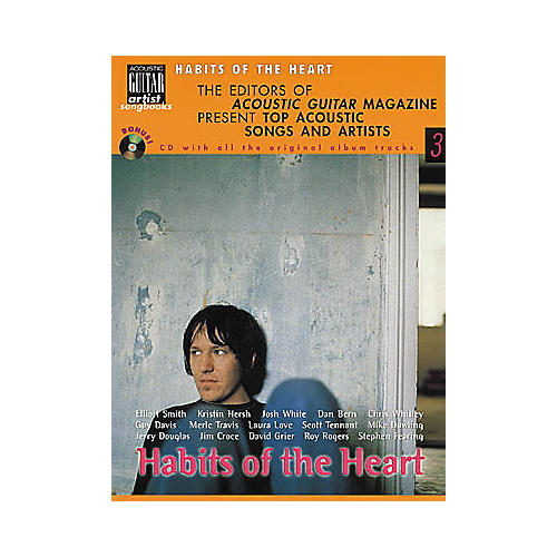 String Letter Publishing Habits of the Heart (Book/CD)