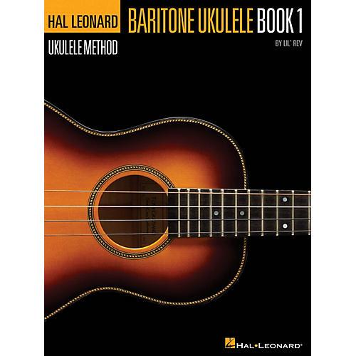 Hal Leonard Hal Leonard Baritone Ukulele Method Book 1