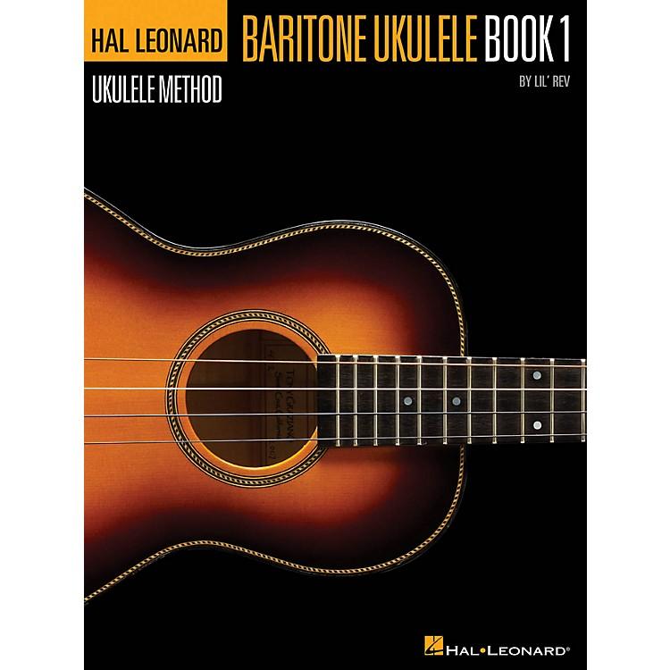 Hal LeonardHal Leonard Baritone Ukulele Method Book 1
