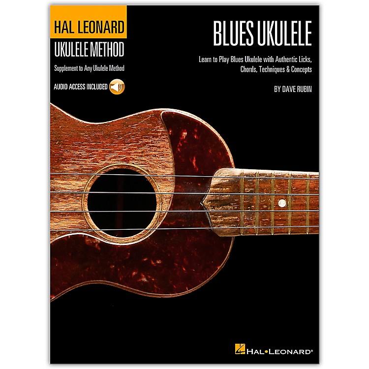 Hal LeonardHal Leonard Blues Ukulele Method - Book/CD