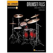 Hal Leonard Hal Leonard Drumset Fills - 500 Fills-All Styles-All Levels Bk/Audio Online