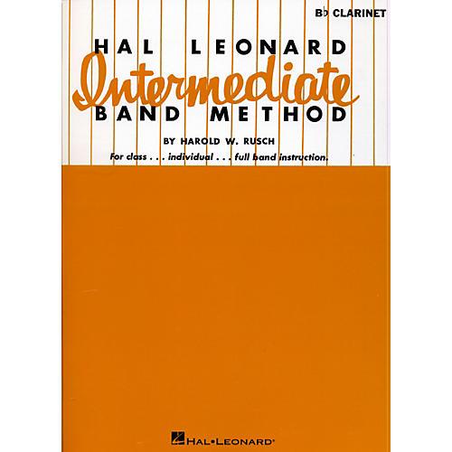 Hal Leonard Hal Leonard Intermediate Band Method B Flat Clarinet