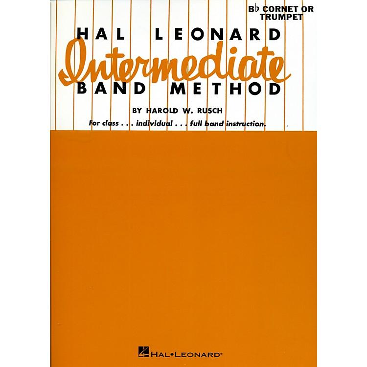 Hal LeonardHal Leonard Intermediate Band Method Bb Cornet Or Trumpet