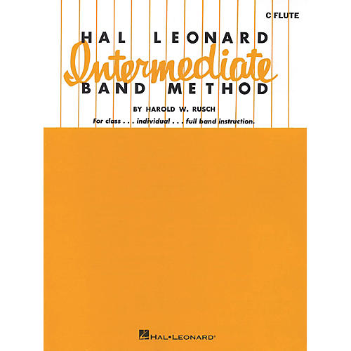 Hal Leonard Hal Leonard Intermediate Band Method (Bb Tenor Saxophone) Intermediate Band Method Series