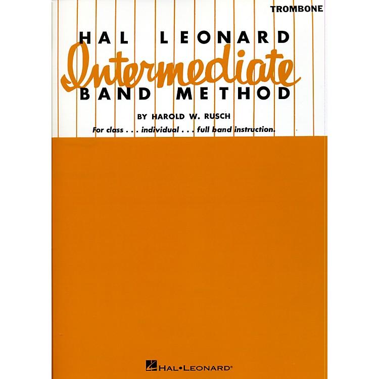 Hal LeonardHal Leonard Intermediate Band Method Trombone