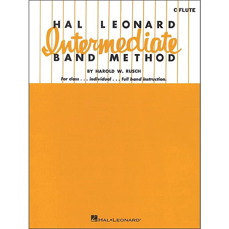 Hal LeonardHal Leonard Intermediate Band Method for C Flute