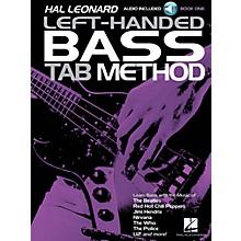 Hal Leonard Hal Leonard Left-Handed Bass Tab Method - Book 1 Guitar Tab Method BK/Audio Online by Eric W. Wills