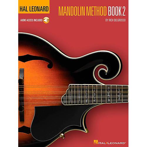 Hal Leonard Hal Leonard Mandolin Method Book 2 Book/Online Audio-thumbnail