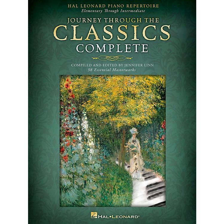 Hal LeonardHal Leonard Piano Repertoire-Journey Through The Classics Complete