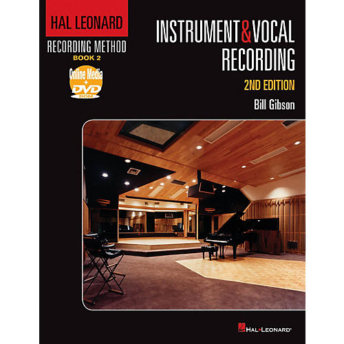 Hal Leonard Hal Leonard Recording Method - Instruments & Vocal Recording 2nd Edition