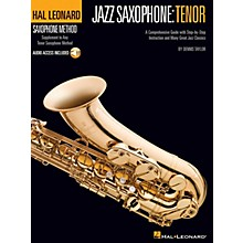 Hal Leonard Hal Leonard Tenor Saxophone Method Sax Instruction Series Softcover Audio Online Written by Dennis Taylor