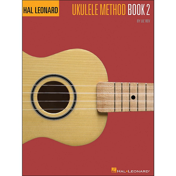 Hal Leonard Hal Leonard Ukulele Method Book 2