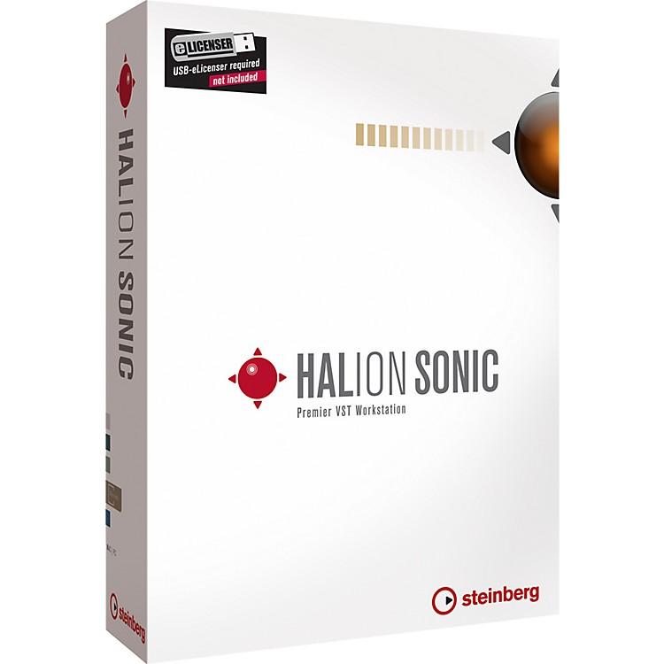 SteinbergHalion Sonic  Retail