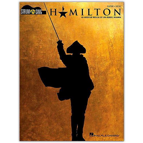 Hal Leonard Hamilton - Strum & Sing Guitar-thumbnail