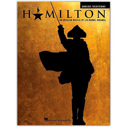 Hal Leonard Hamilton - Ukulele Selections-thumbnail